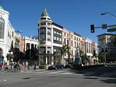 Rodeo Drive - Attractions - Rodeo Dr, Los Angeles, California, US