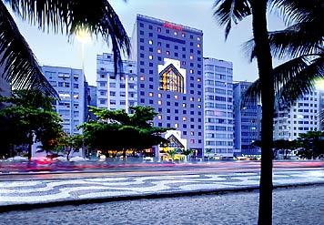 Ceremony &amp; Reception - Ceremony Sites - 2600 Avenida Atlantica, Rio de Janeiro, RJ, BR