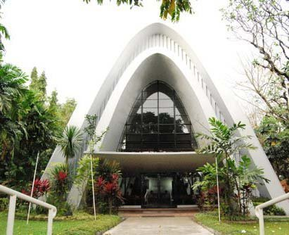 Church Of The Risen Lord - Ceremony Sites - Quezon City, NCR