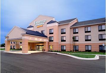 Fairfield Inn & Suites - Hotels/Accommodations - 1520 East Mount Garfield Road, Muskegon, MI, 49444
