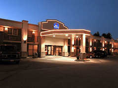 Best Western Inn On The Hill - Hotel - 365 Guelph St, Georgetown, ON, L7G 4B6