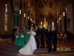 Basilica of Sacred Heart - Ceremony -