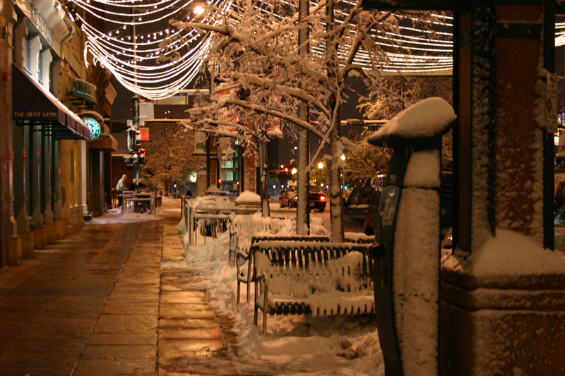 Larimer Square - Shopping, Attractions/Entertainment, Restaurants, Reception Sites - 1430 Larimer St, Denver, CO, United States