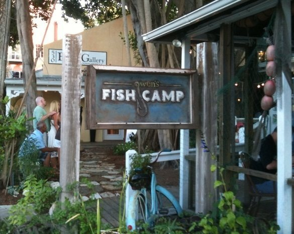Owen's Fish Camp - Restaurants - 516 Burns Lane, Sarasota, FL, United States
