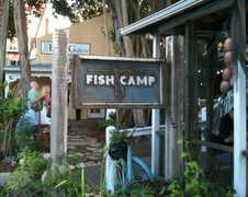 Owen's Fish Camp - Restaurant - 516 Burns Lane, Sarasota, FL, United States