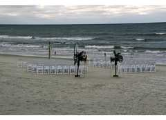 Oceanside Ceremony - Ceremony - S Atlantic Ave, Toronita Ave, Wilbur-by-the-Sea, FL, 32127