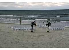 Oceanside Ceremony - Ceremony - S Atlantic Ave, Toronita Ave, Wilbur-by-the-Sea, FL, 32127