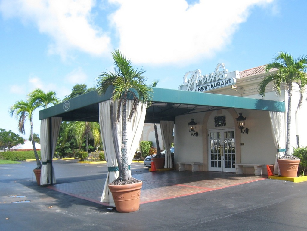 Brooks Restaurant - Reception Sites, Restaurants - 500 S Federal Hwy, Deerfield Beach, FL, 33441