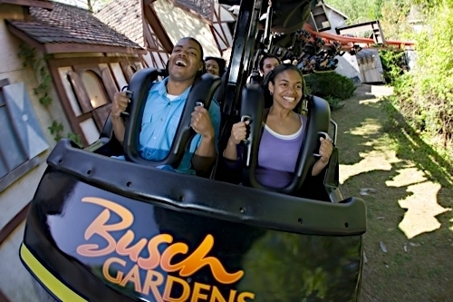Busch Gardens - Attractions/Entertainment - 1 Busch Gardens Boulevard, Williamsburg, VA, United States
