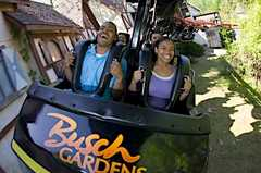 Busch Gardens - Attraction - 1 Busch Gardens Boulevard, Williamsburg, VA, United States