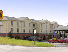 Super 8 Motel - Hotel - 111 Plaza Rd, Indiana, Pennsylvania, US