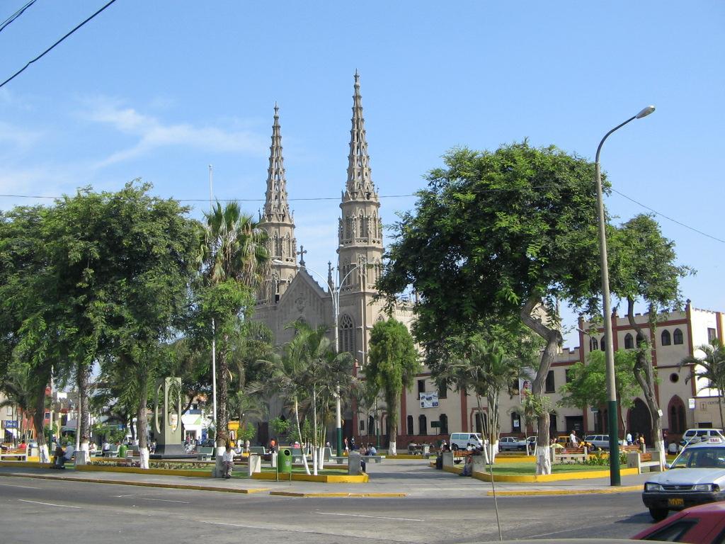 Iglesia San José - Ceremony Sites - República Dominicana 458, Jesús María, Lima, Perú