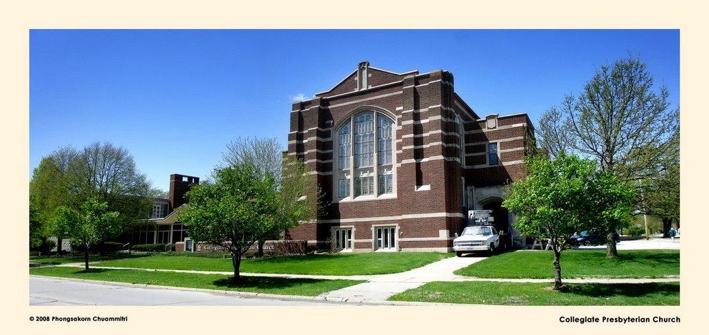 Collegiate Presbyterian Church - Ceremony Sites - 159 Sheldon Avenue, Ames, IA, United States