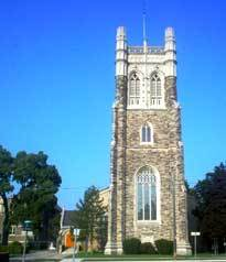 Grace Anglican Church - Ceremony Sites - 4 Pearl St, Brantford, ON, N3T 3E8