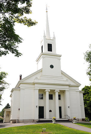 The Congregational Church Of Topsfield - Ceremony Sites - E Common St, Topsfield, MA, 01983