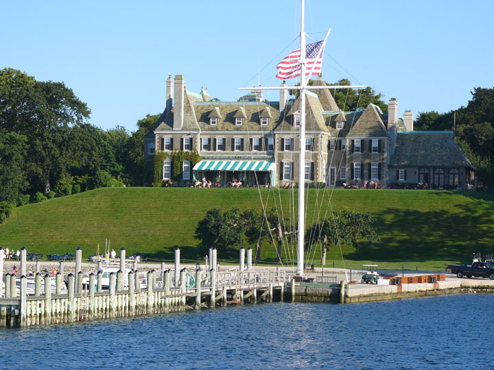 New York Yacht Club - Harbour Court - Rehearsal Lunch/Dinner, Reception Sites, Ceremony Sites - 5 Halidon Ave, Newport, RI, 02840