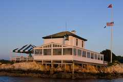 Ida Lewis Yacht Club - Attraction -