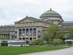 Museum of Science & Industry - Entertainment - 5700 S Lake Shore Dr, Chicago, IL, USA