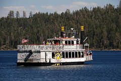 North Tahoe Cruises - Tahoe Gal - Attraction - 850 N Lake Blvd # 22, Tahoe City, CA, United States