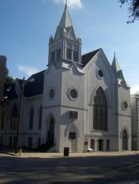 St Philip Monumental Ame Church - Ceremony Sites - 1112 Jefferson St, Savannah, GA, United States