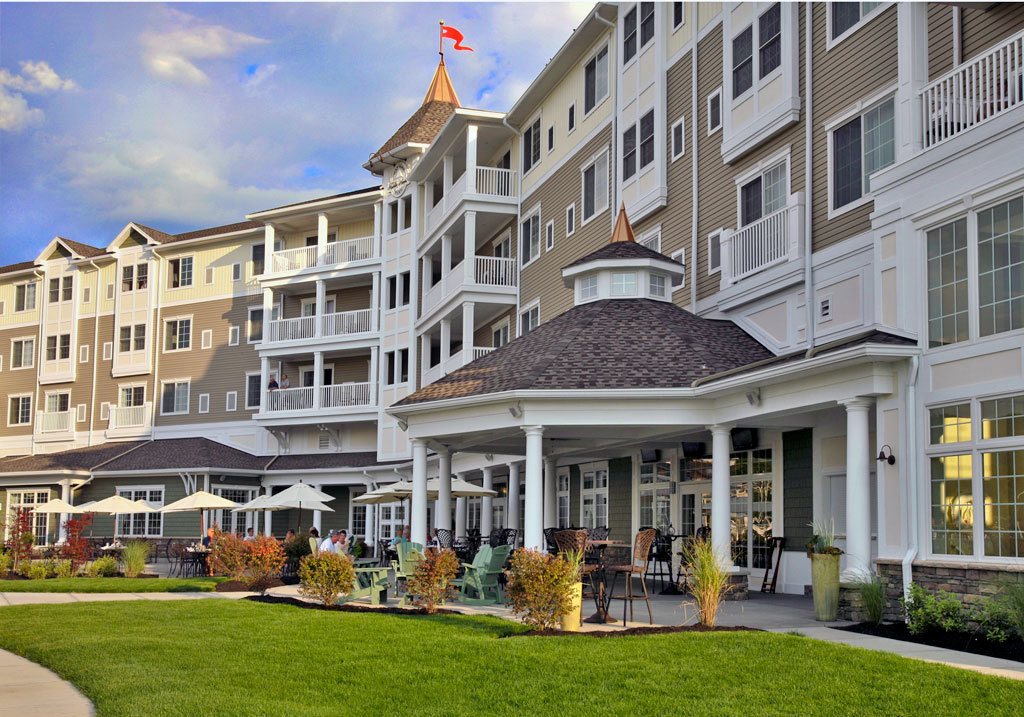 Harbor Hotel - Hotels/Accommodations, Reception Sites, Ceremony & Reception - 16 North Franklin Street, Watkins Glen, NY, United States