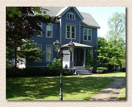 Lake And Vine B&b - Hotels/Accommodations - 61 Lake Street, P.O.Box 72, Hammondsport, NY, 14840, United States