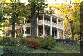 Gone With The Wind Bed & Breakfast - Hotels/Accommodations - 14905 West Lake Road, Branchport, NY, United States