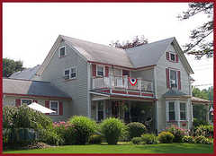 Amity Rose Bed & Breakfast - Hotel - 8264 Main Street Extension, Hammondsport, NY, 14840