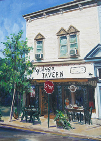 Village Tavern Restaurant &amp; Inn - Restaurants, Hotels/Accommodations - 30 Mechanic Street, Hammondsport, NY, United States
