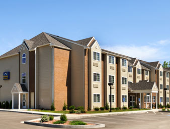 Microtel Inn And Suites - Hotels/Accommodations - 370 West Morris St., Bath, New York, 14810, USA