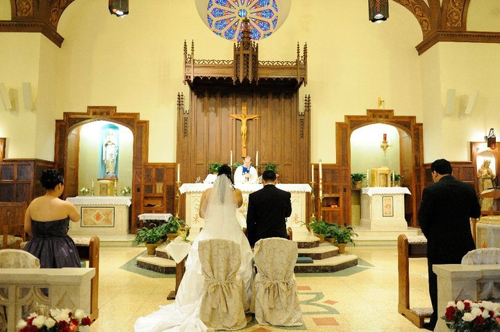 St. James Catholic Church - Ceremony Sites - 905 Park Ave, Falls Church, VA, 22046, US