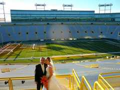 Green Bay Packers Inc: Lambeau Field Atrium - Reception - Green Bay, WI, United States