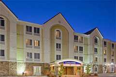 Candlewood Suites Hotel  - Hotel - 2079 North Roemer Ct, Santa Maria, CA, 93454