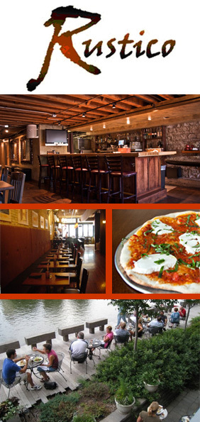 Rustico Pizzeria - Restaurants, Rehearsal Lunch/Dinner - 223 N Water St # 100, Milwaukee, WI, United States