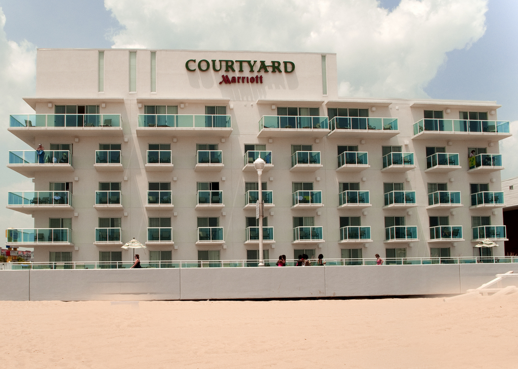 Courtyard Marriott - Reception Sites - 