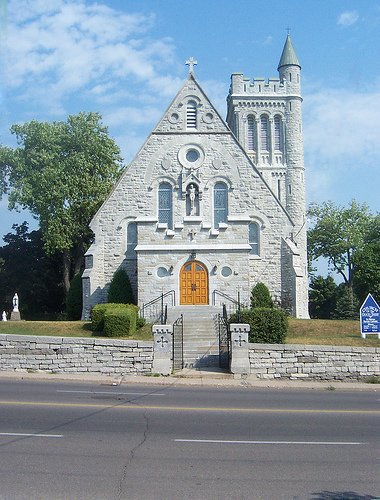 The Church Of The Good Thief - Ceremony Sites - 743 King St W, Kingston, ON, K7M 2G2
