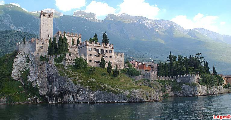 Castello Scaligero - Ceremony Sites, Attractions/Entertainment - Via Castello, Malcesine, Veneto, Italy