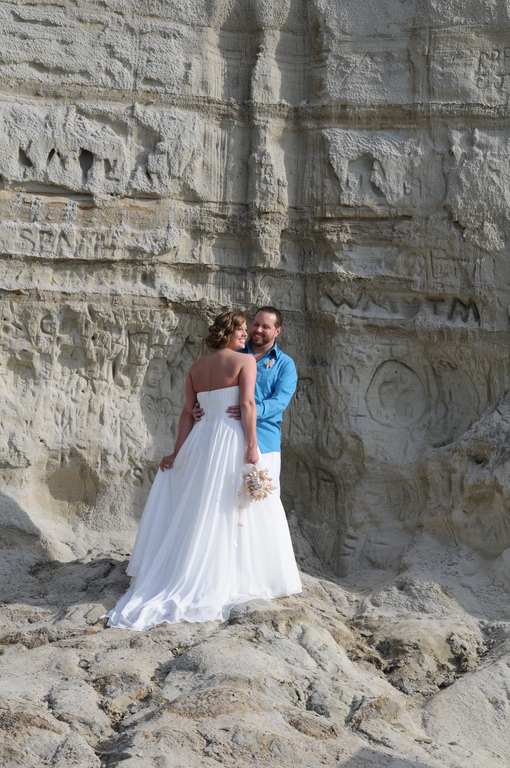 Wedding Ceremony - Aliso Creek Beach - Ceremony Sites - Aliso Creek Beach, 31131 Pacific Coast Hwy, Laguna Beach, CA, 92651