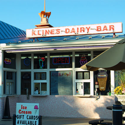 Kline's Dairy Bar - Coffee/Quick Bites, Restaurants, Attractions/Entertainment - 58 East Wolfe Street, Harrisonburg, VA, United States