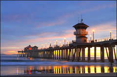Huntington Beach Pier - Attraction - 315 Pacific Coast Hwy, Huntington Beach, CA, United States