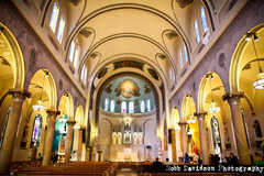 Shrine of Our Lady of Pompeii - Ceremony - 1224 W Lexington St, Chicago, IL, United States