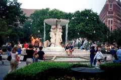 Dupont Circle - Nightlife - Connecticut Ave NW & 19th St NW, Washington, DC, 20009