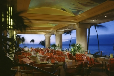 Spago Maui - Reception Sites -