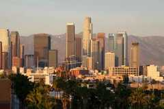 Downtown Los Angeles - Attraction - Los Angeles, CA, Los Angeles, California, US