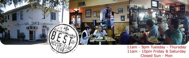 Liuzza's Restaurant - Restaurants - 3636 Bienville St., New Orleans, LA