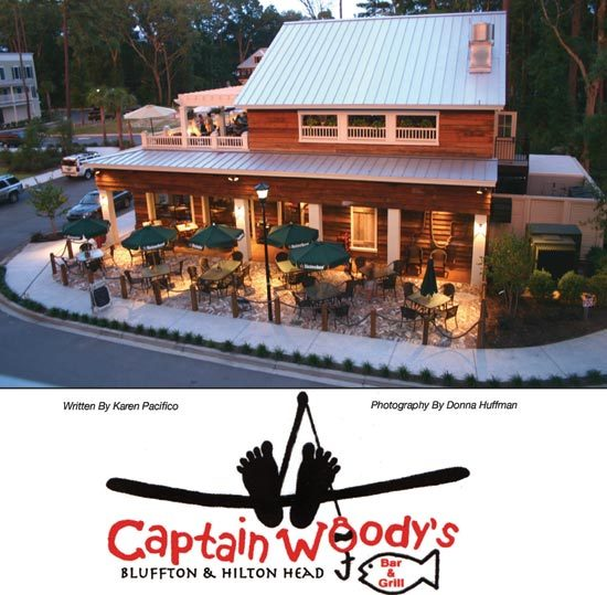 Captain Woody's - Bars/Nightife - Bluffton, SC