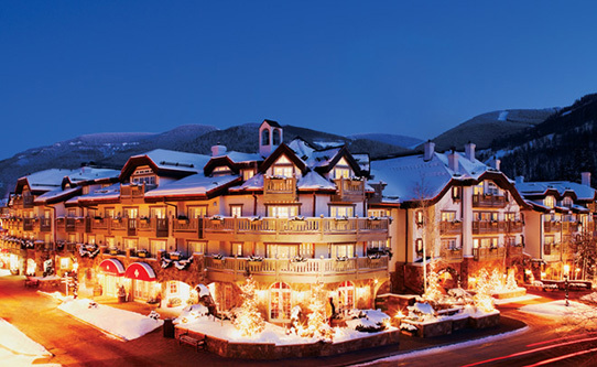 Sonnenalp Resort Of Vail - Restaurants - 20 Vail Road, Vail, CO, United States