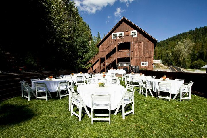 Bear Creek Lodge - Ceremony Sites - 24817 N Mt Spokane Park Dr, Mead, WA, 99021