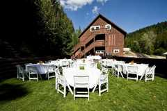 Mead Wedding In August in Green Bluff,  WA, USA