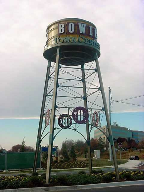 Bowie Town Center - Shopping, Attractions/Entertainment - Town Center Blvd, Bowie, MD, 20716, US